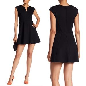 NEW! HALSTON HERTIAGE Fit & Flare Aline Dress